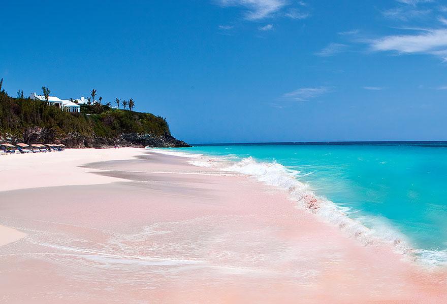Najnezvyčajnejšie pláže