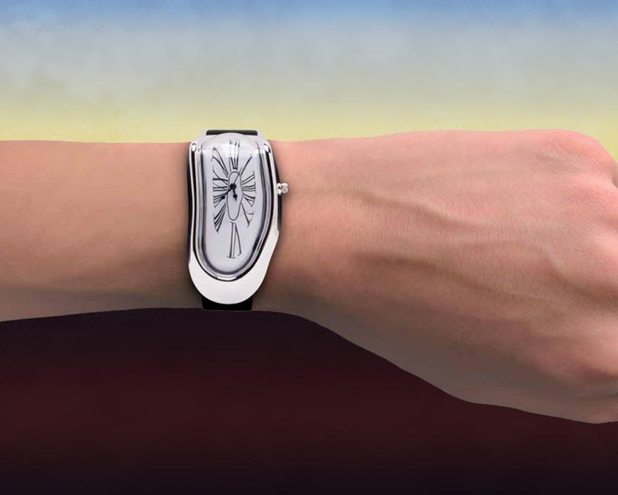najkreatívnejšie hodinky