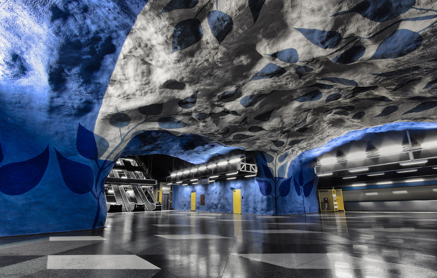 metro stanice