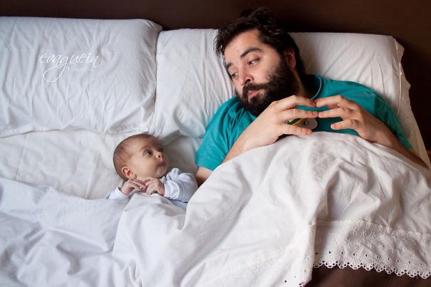 Aký otec taký syn (4)