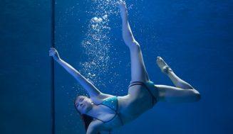 Podvodný tanec pri tyči ako nová forma umeleckého tanca