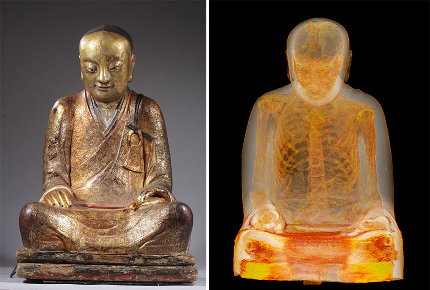 mumia-mnicha-vnutri-sochy (4)