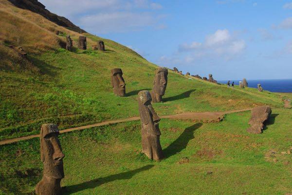 sochy na Veľkonočných ostrovoch (3)