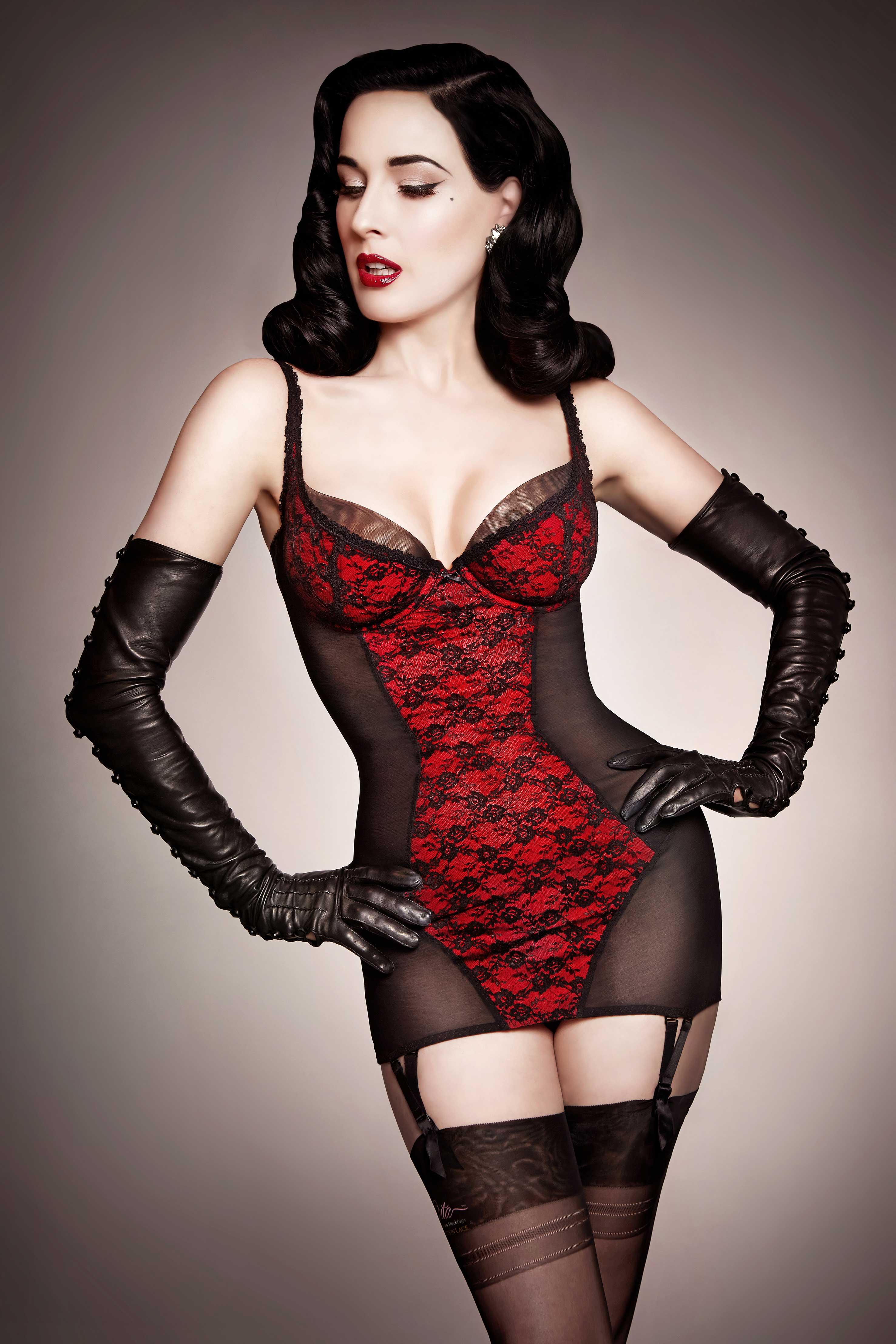 277060_Dita_Von_Teese_sheer_witchery_red_longline_corset
