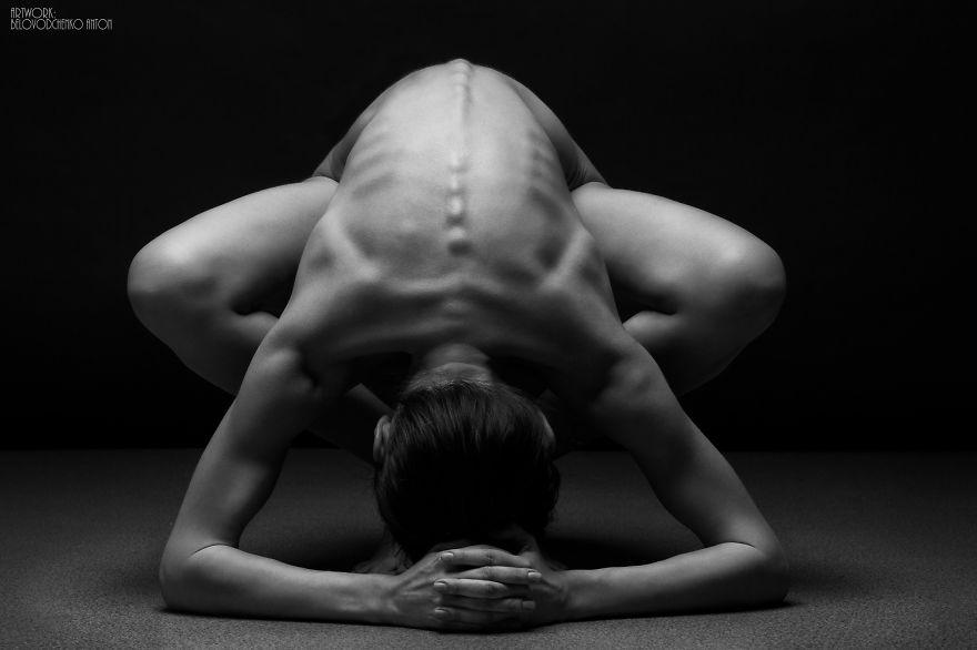 ciernobiele joga pozy (12)
