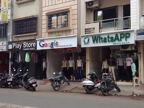 vtipné názvy od čínskych výrobcov