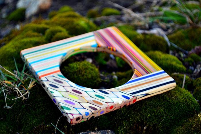 umenie z farebných ceruziek (10)