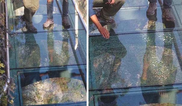 sklenený chodníček (2)