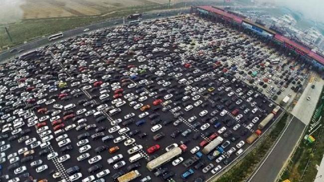 dopravná zápcha (1)