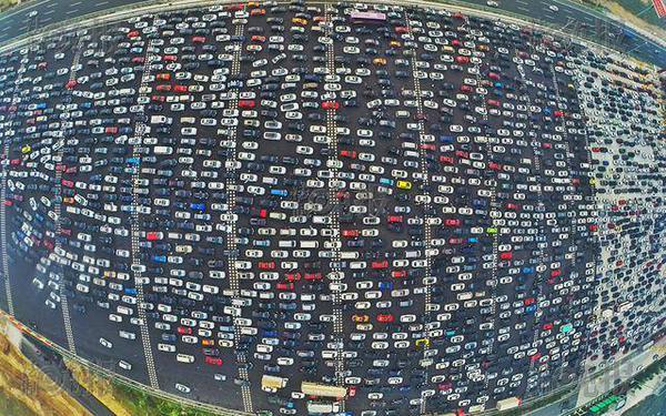 dopravná zápcha (2)