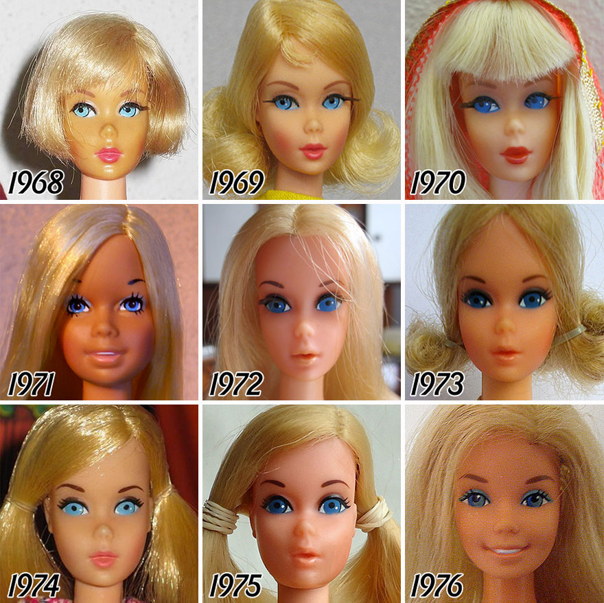 evolúcia barbie (4)