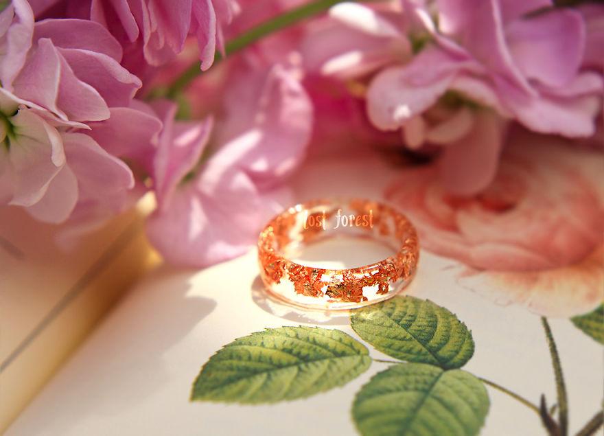 šperky zo živice (7)