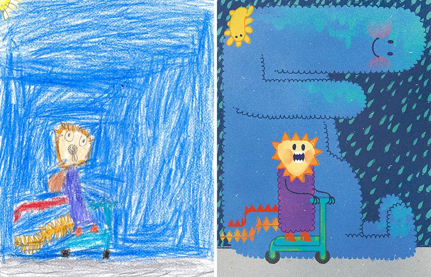 strasidelne kresby (5)