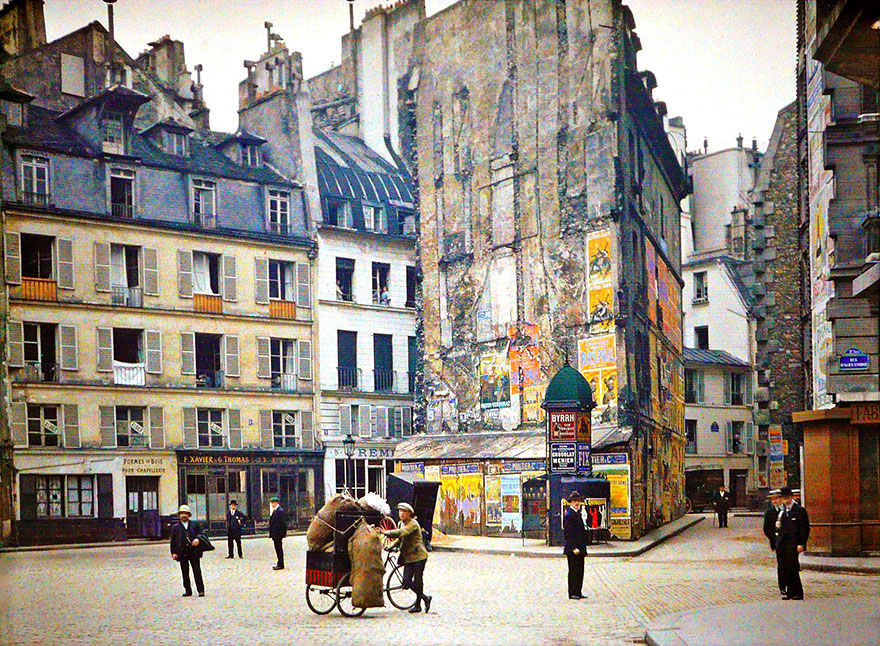 farebne fotky stareho pariza (11)