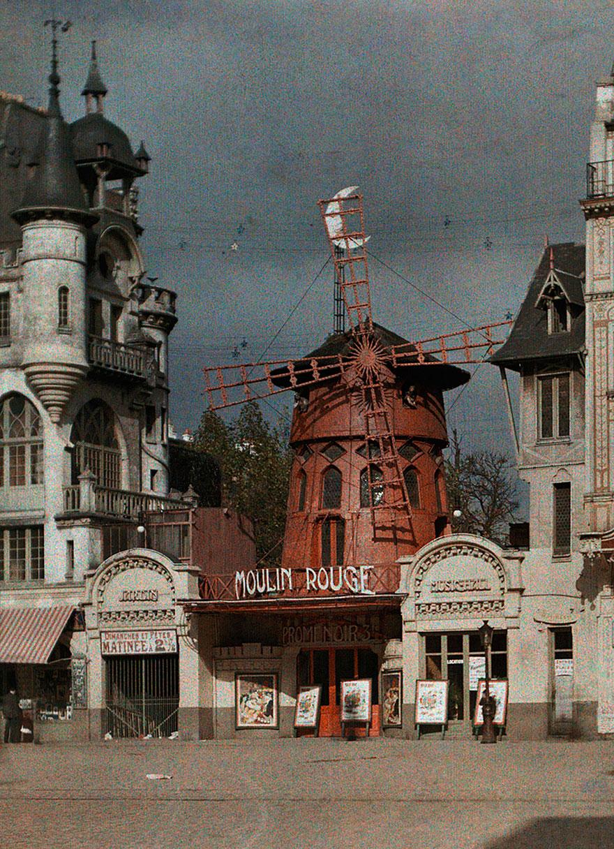 farebne fotky stareho pariza (2)