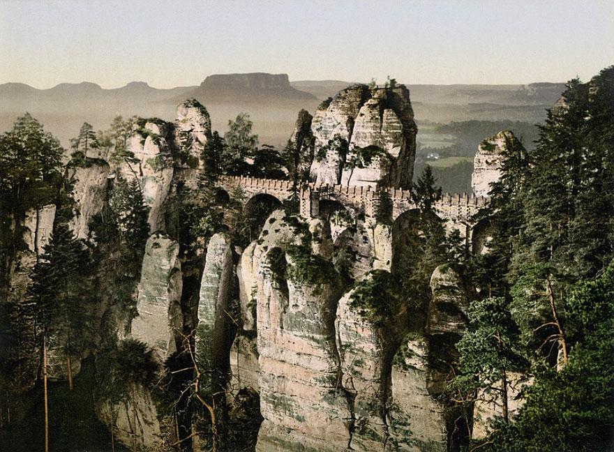 kolorované fotky Nemecka(3)