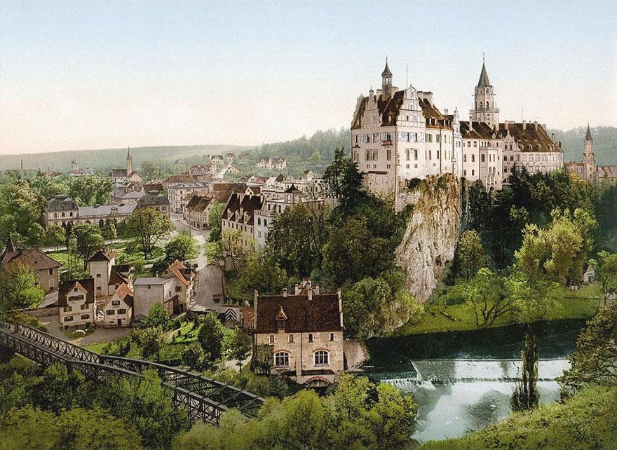 kolorované fotky Nemecka (8)