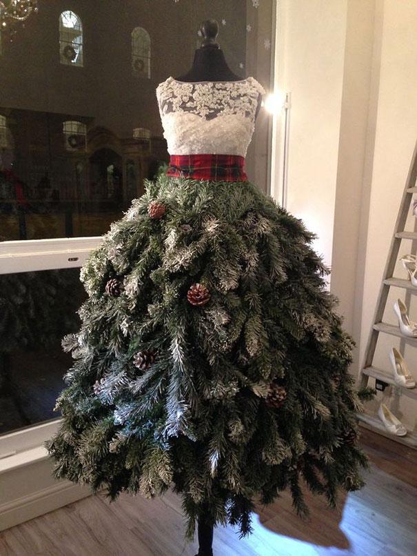 najkreatívnejšie vianočné stromčeky(10)