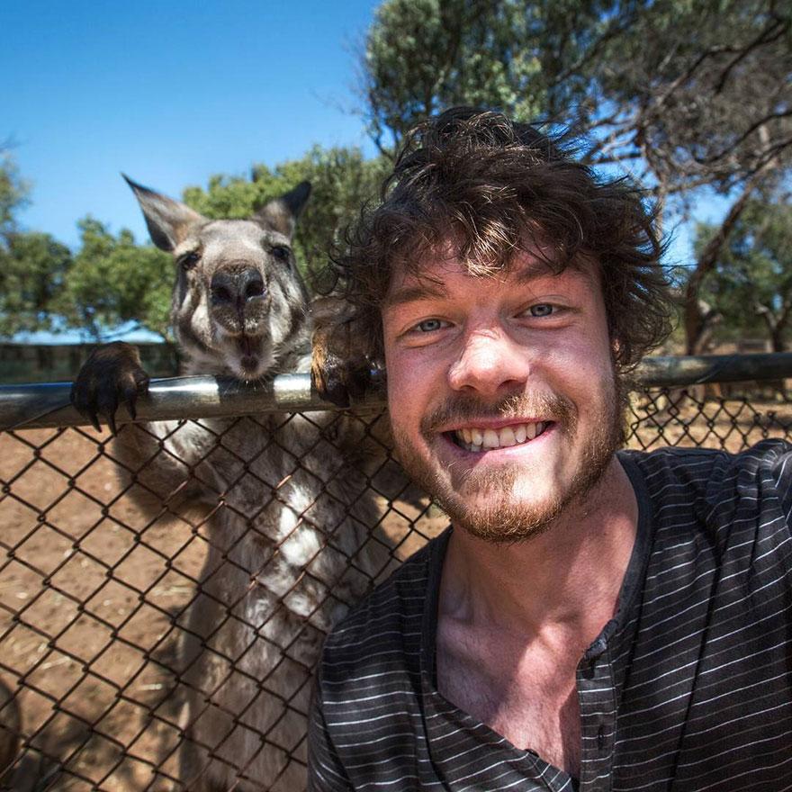 selfie so zvieratami (12)