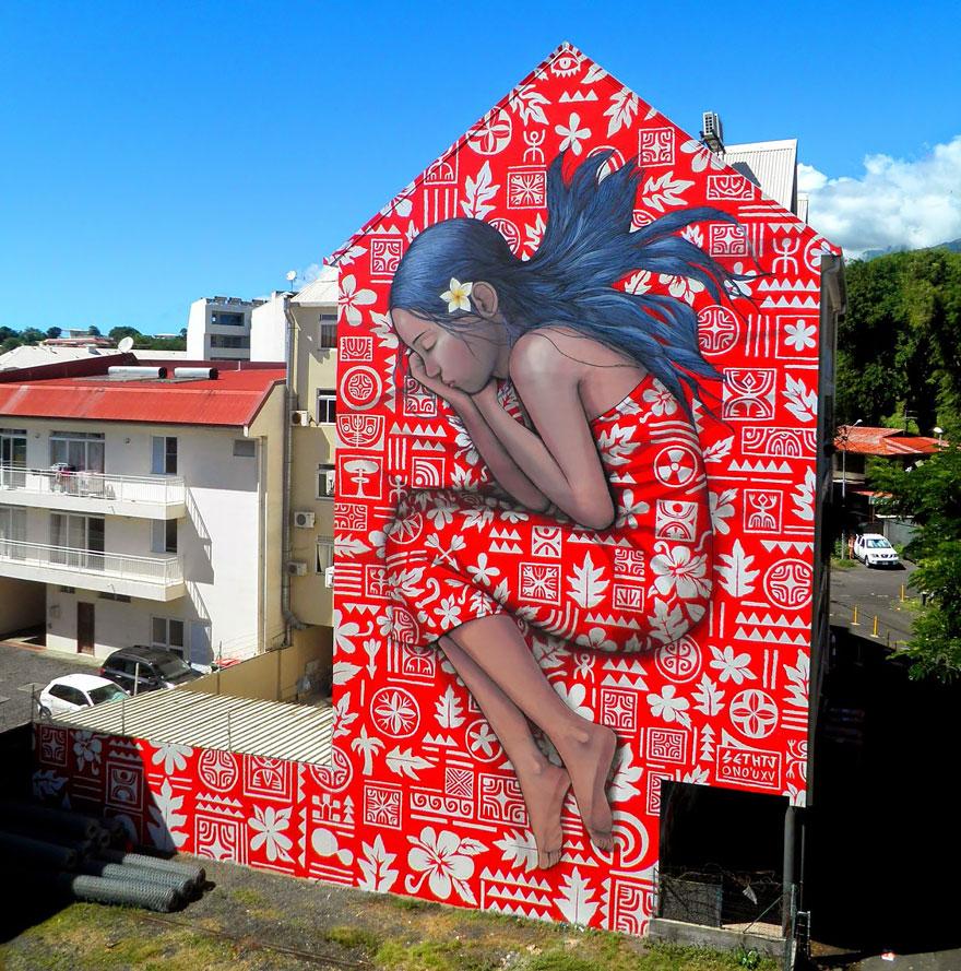 poulicne umenie na blokoch (2)