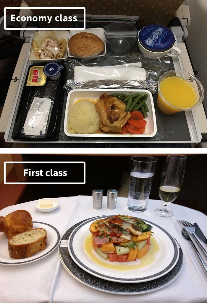 jedla v lietadlach (2)