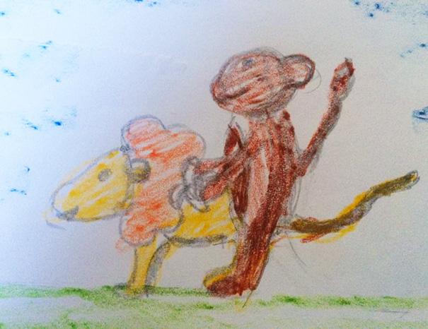 nevhodné kresby detí (20)