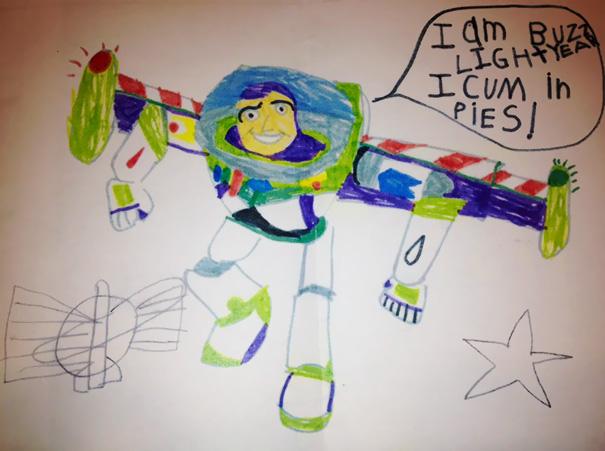 nevhodné kresby detí (7)