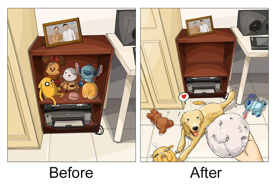pred a po zaobstaraní psa (4)