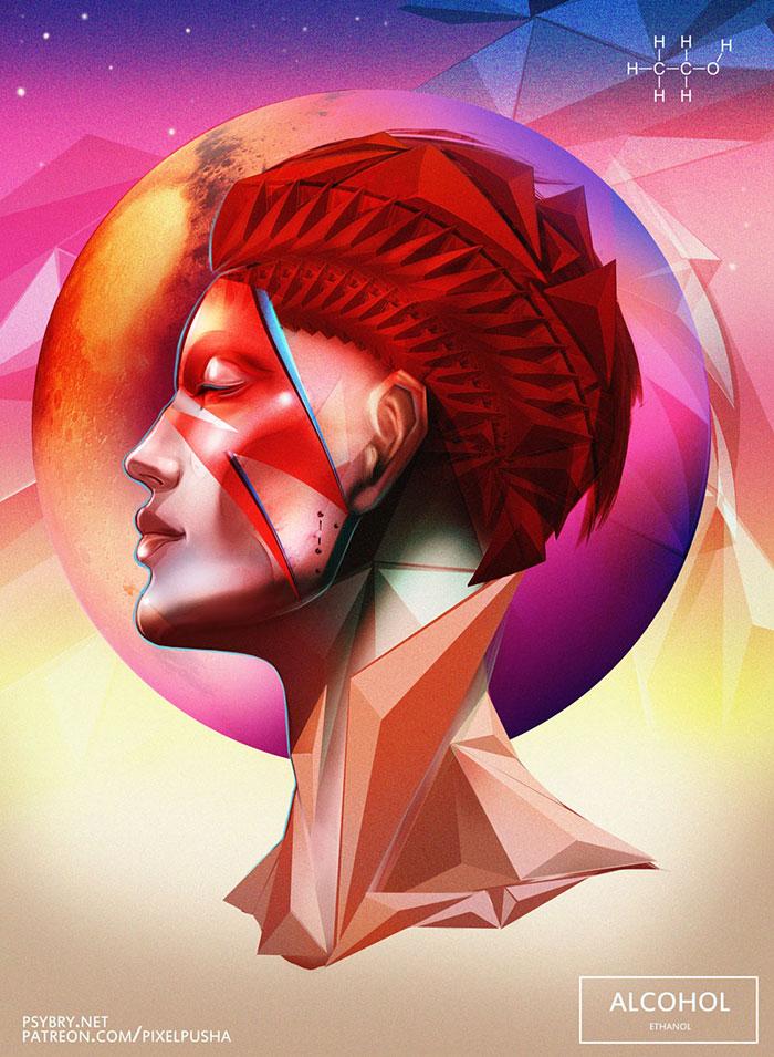 umelec pod vplyvom drog (5)