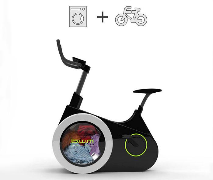 práčka a bicykel v jednom (2)