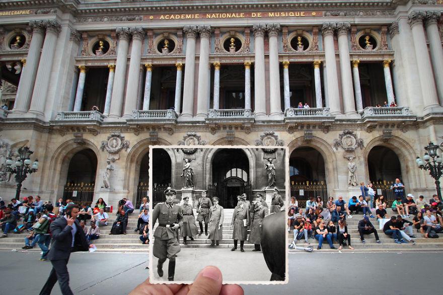 historický Paríž (2)