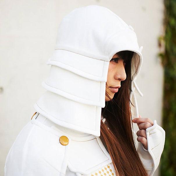 samurajská bunda (2)