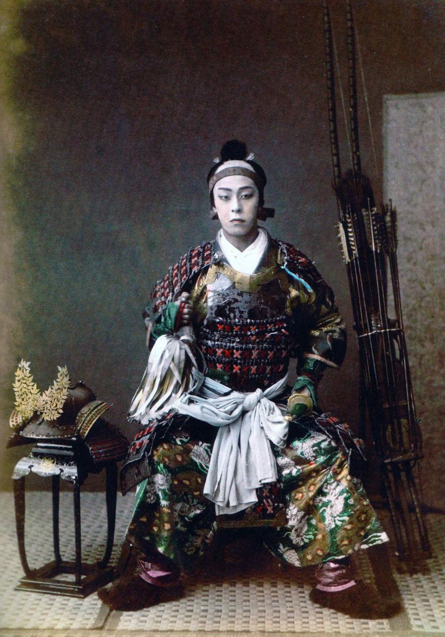 fotky posledných samurajov  (10)