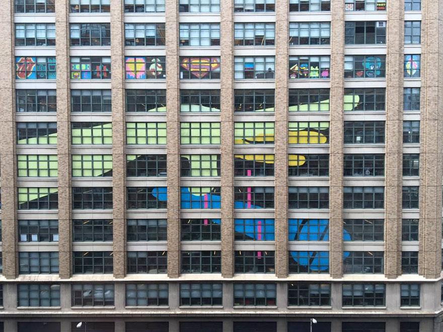 vojna papierikov na oknach (11)