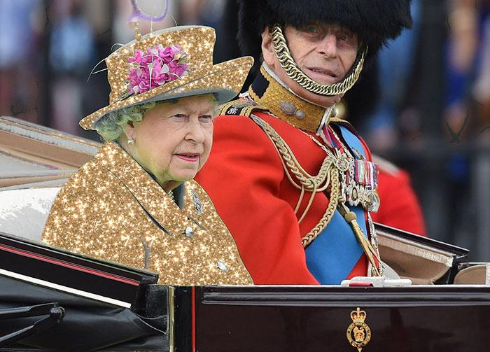 kráľovná (2)