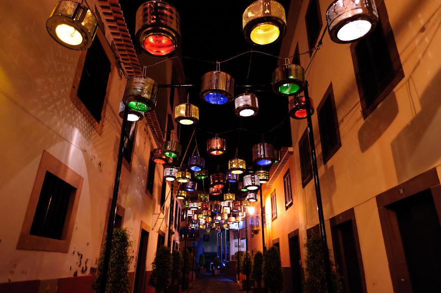 pouličné lampy (1)