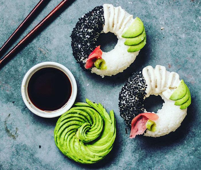 sushi koblihy (2)