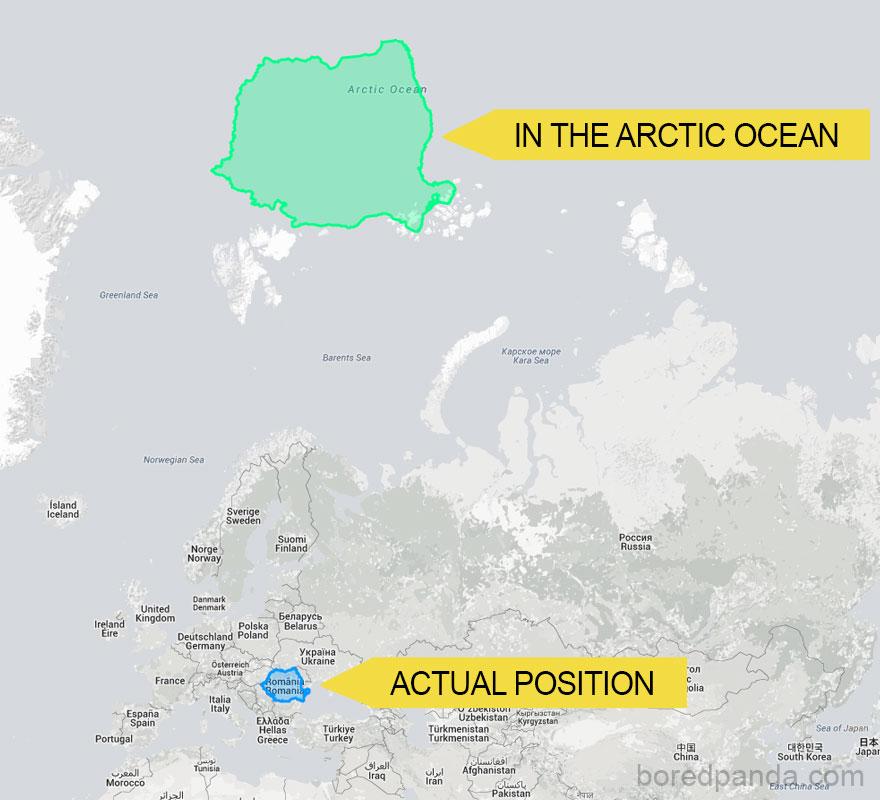 skutočné veľkosti krajín (11)