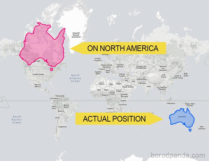 skutočné veľkosti krajín (4)