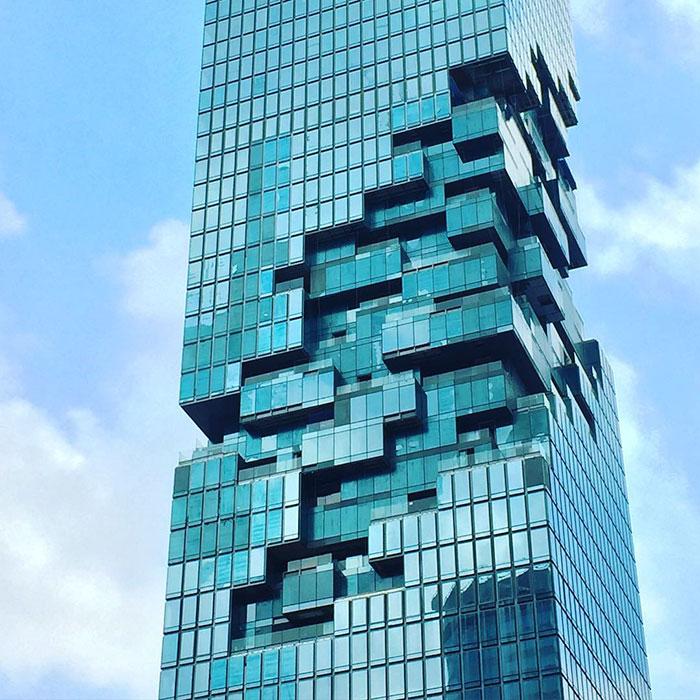najvyšší mrakodrap v Thajsku (2)