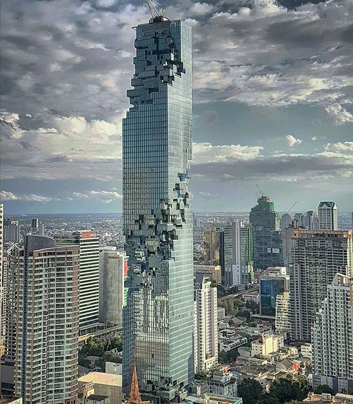 najvyšší mrakodrap v Thajsku (4)