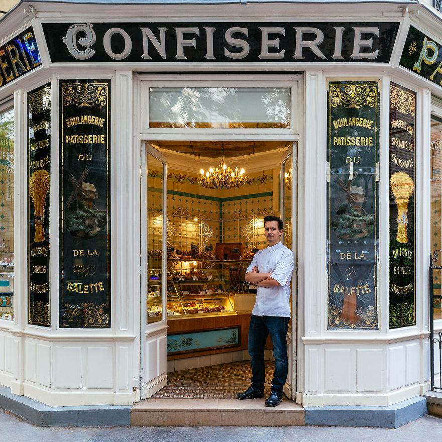 obchody v Paríži