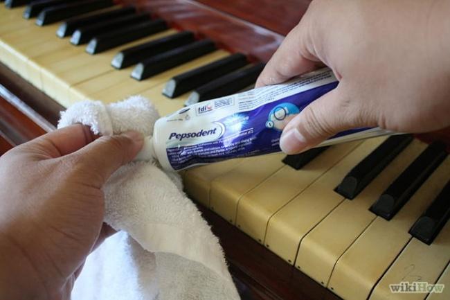 využitia zubnej pasty