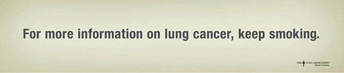 kampane proti fajčeniu