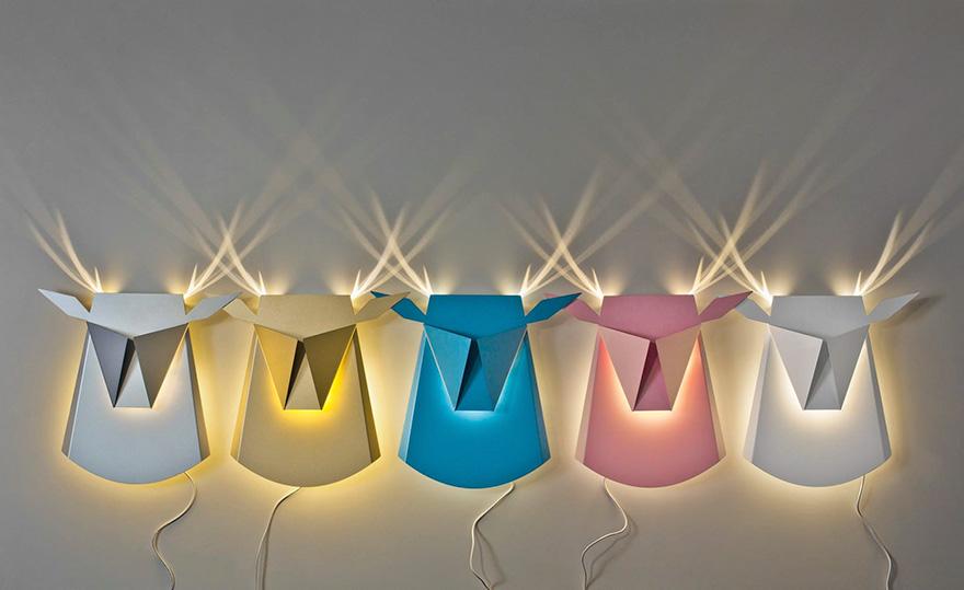 lampy zvieratá