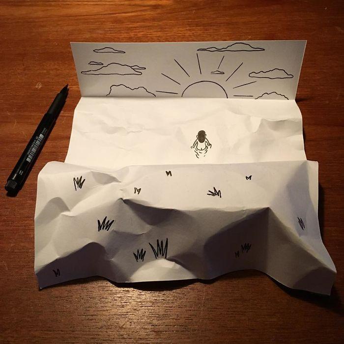 3d-umenie-z-papiera-7
