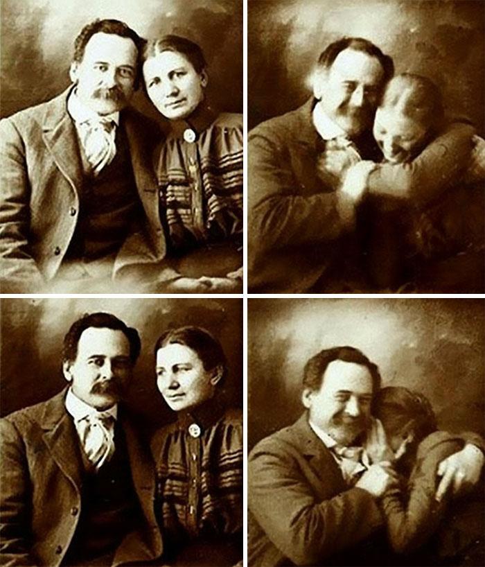 milé historické fotky