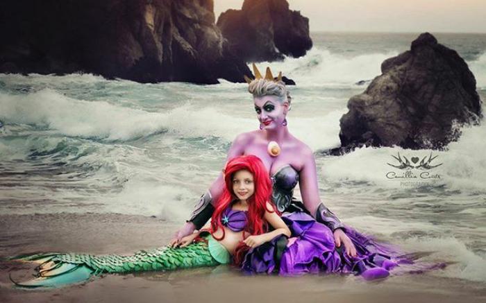 cosplay matka s dcerou (9)
