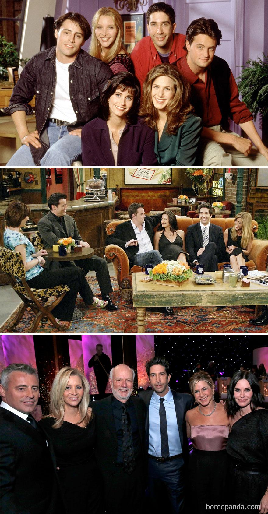 herci zo slavnych serialov niekedy a teraz (6)