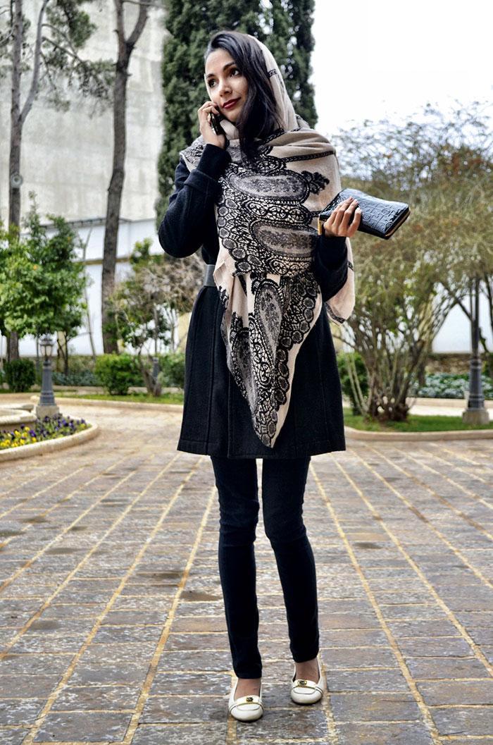 móda ulíc Iránu (4)